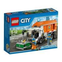 LEGO 60118 CITY : Garbage Truck