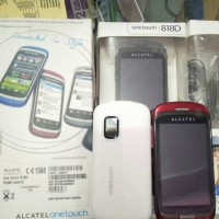alcatel one touch 818d hp baru touch screen hp murah layar sentuh