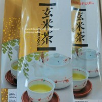 Genmaicha Japanese Green Rice Tea Teh Beras Hijau Jepang
