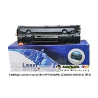 Toner Cartridge Laserjet Compatible HP P1102/P1132 (85A) - Grade A