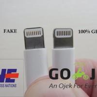 Garansi 100% Original USB Lightning Kabel Data Iphone 6 | PLUS | 5 | S | Ipad