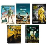 TV Series/Serial TV - BREAKING BAD ALL SEASON (HEMAT)