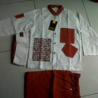 Baju Koko Anak (size 7)