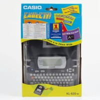 Jual LABEL PRINTER CASIO KL 820 Murah
