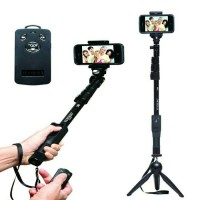 Tongsis Bluetooth Yunteng Yt-1288 Plus Tripod