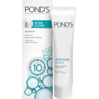 POND'S PONDS Acne Clear Solution Cream Moisturizer Krim Jerawat