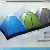 tenda kemping camping gunung cotrek single layers kap 3 person
