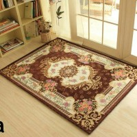 harga SHABBY HOME DECOR FLOWERY TURKEY MAT SQUARE - 40*60 / KARPET TURKI Tokopedia.com