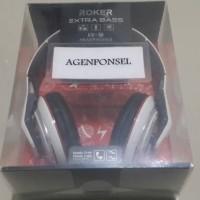 Headset ROKER R9 Extra Bass Head Phone Roker R9 Monster