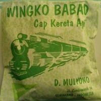 Jual WINGKO BABAT CAP KERETA API D MULYONO RASA ORIGINAL KHAS SEMARANG Murah