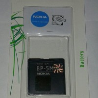 Baterai/batre/battery nokia BP-5M/6500 slide,8600 BP5M