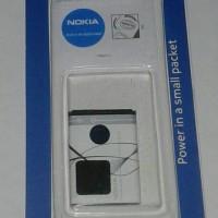 Baterai/nokia 6070/6080/2330/6101/batre/battery original