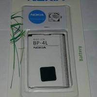 Baterai/batre/nokia BP-4L/Battery BP4L E63,E71,E72 DLL