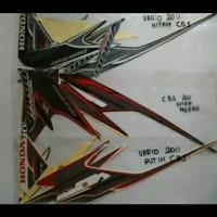 sticker motor / striping motor honda vario cbs 2010-2011