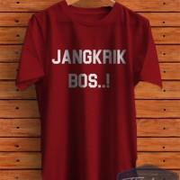 Kaos Warkop DKI Return Jangkrik Bos Kualitas Distro