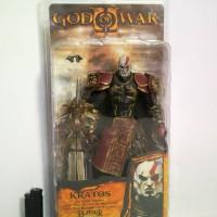 Kratos god of war neca action figure toys