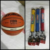 Bola Basket Gg7x + Pompa Harga Mantap