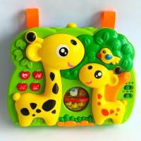 harga Mainan Musik Bayi | 2 in 1 Musik + Proyektor Untuk menemani Bayi Tidur Tokopedia.com