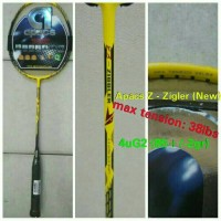 raket badminton apacs z zigler(new) originl
