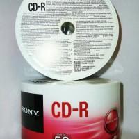 harga Cd-r Sony 48x 700mb (isi 50pcs) Tokopedia.com