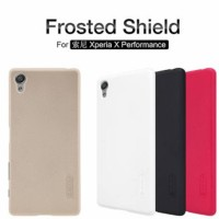 Hardcase Nillkin frosted Shield case Sony Xperia X Performance