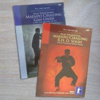 Buku Silat Tradisional Maenpo Cikalong (2 Jilid)