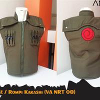 VEST HOODIE KAKASHI (VA NRT 09)