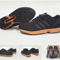 RUNNING SHOES ADIDAS ZX FLUX XENO BLACK BROWN