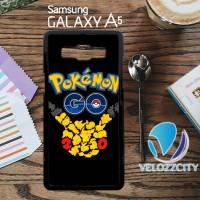 Custom Casing HP Samsung Galaxy A5 2015 / A5 2016 Pokemon Go Tribal  Z