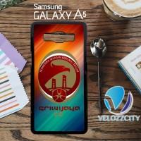 Custom Casing HP Samsung Galaxy A5 2015 / A5 2016 sriwijaya fc logo Z3