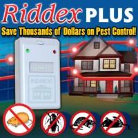 Jual Riddex - Pest Reppeling Aid - Pengusir Nyamuk Kecoak Tikus Ultras Murah