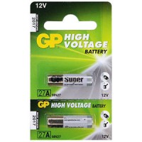 Baterai (Battery) Alkaline GP 12V A27 / 27A / 27AE