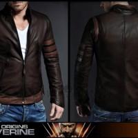 Jual jaket motor | jaket leather | jaket wolverine leather Murah