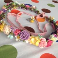 Jual Flower Crown Murah