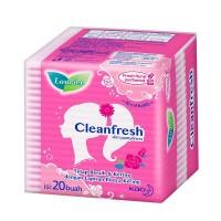 Laurier Cleanfresh Perfume Pantyliner [20 Pcs]