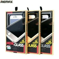 Metal + Steel Tempered Glass Gentry Series REMAX for iPhone 6