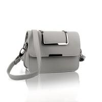 Tas Wanita Import C91568 Gray Sling Bag Casual Kulit Jeruk Tas CK