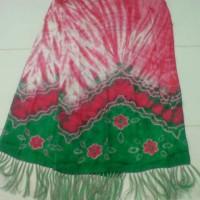 Jual pashmina batik sasirangan khas banjarmasin Murah