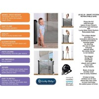 Lucky Baby SG 38 Smart System Retractable Gate