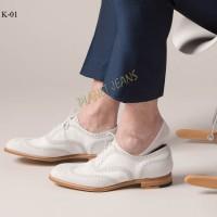 Kaos Kaki Di Bawah Mata Kaki / Invisible Socks Kaus Pria & Wanita K-1