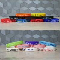 Gelang Active Faith IJNIP (In Jesus Name I Play)