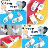 harga Drawer Safety Lock - 2 Pcs Tokopedia.com