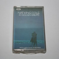 kaset nat king cole : 20 golden greats