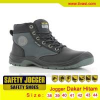 Sepatu Safety Jogger Dakar Hitam