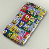 Sanrio Keroppi Fleece Pillow Hard case iphone case dan semua hp