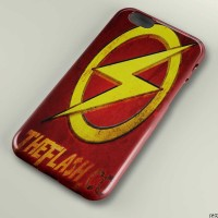 The Flash Round Table Hard case iphone case dan semua hp