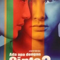 DVD ORIGINAL Ada Apa Dengan Cinta 2