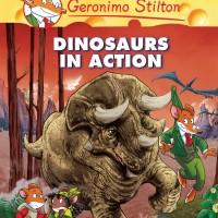 Geronimo Stilton Graphic Novels #7: Dinosaurs in Action! [eBook/e-book