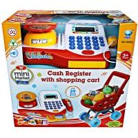 harga CASH REGISTER WITH SHOPPING CART 66060 MAINAN KASIR KASIRAN Tokopedia.com