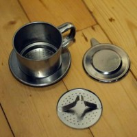 Classic Vietnam Coffee Drip Btewer | Filter Saringan Kopi Maker